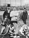 Maurice Garin, vainqueur du Tour de France en 1903