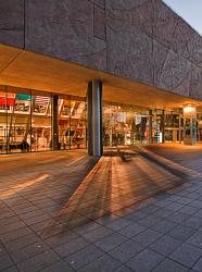 Nuit des musées 2016 - Rennes, Les Champs Libres