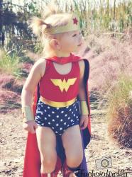 Wonder Woman - Déguisement