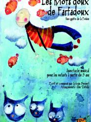 Affiche Les mots doux de Farfadoux