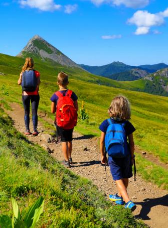 Top des balades autour de Clermont et des randonnées en Auvergne