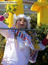 Fête du Mimosa 2016 à Mandelieu-la-Napoule