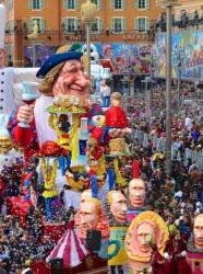Carnaval de Saint Laurent du Var 2016