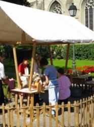 L'été au parc Asnapio