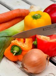 Les légumes font leur cirque