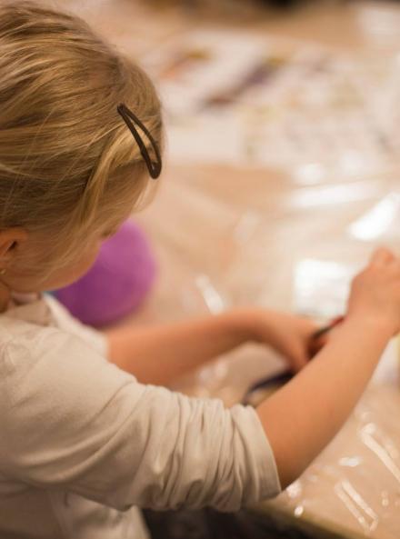 Atelier enfant au Musée international de la parfumerie à Grasse