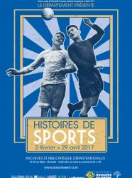Expo Histoires des sports