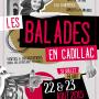 Balades en Cadillac 2015