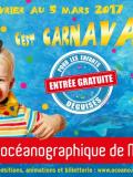 Carnaval 2017 Musée océanographique Monaco
