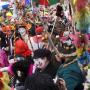 Un carnaval explosif et en musique à Bordeaux