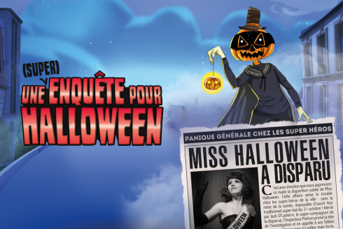 Enquête pour Halloween 2018