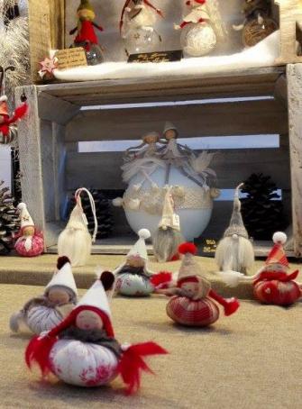 Marché de Noël à Saint-Martin Vésubie