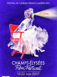 Champs-Elysées Film Festival - Affiche 2017