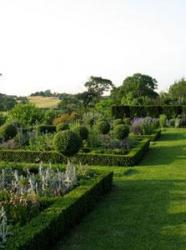 Le jardin de la ferme des Monts Récollets