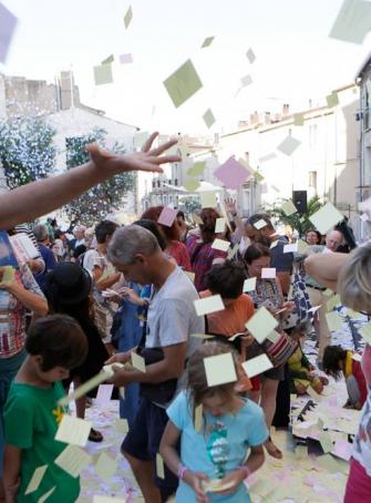 Festival Voix vives de Méditerranée