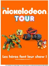 Nickelodeon Tour 2017 - Affiche portrait