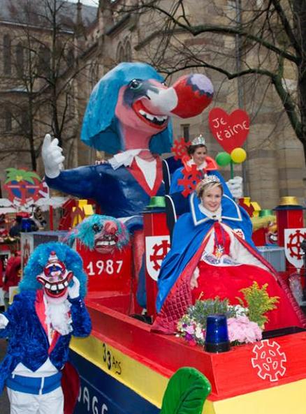 Carnaval Alsace