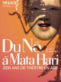 Du Nô à Mata Hari, 2 000 ans de Théâtre en Asie
