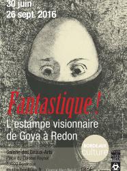 Expo Fantastique ! L'estampe visionnaire de Goya à Redon
