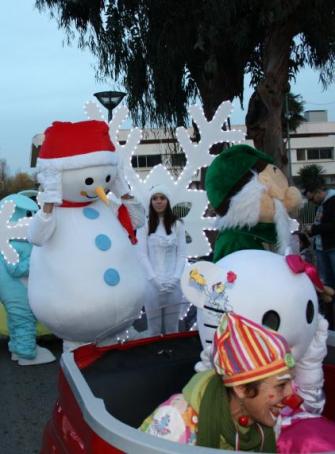 Noël à Saint-Laurent-du-Var