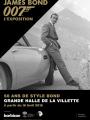 James Bond 007 l'exposition