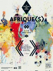 """Printemps des Poètes 2017 """"Afrique(s)"""""""