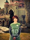 Kat de Blois, directrice artistique du parc Disneyland Paris depuis 1991.