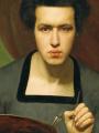 Selbstporträt, Louis Janmot