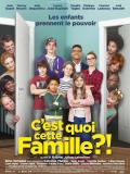 C'est quoi cette famille ?