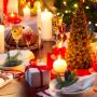 Photo les recettes pour enfant au réveillon du nouvel an