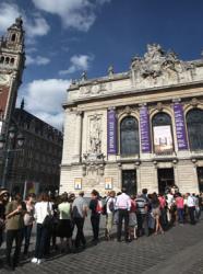 Journées européennes du patrimoine à l'Opéra de Lille