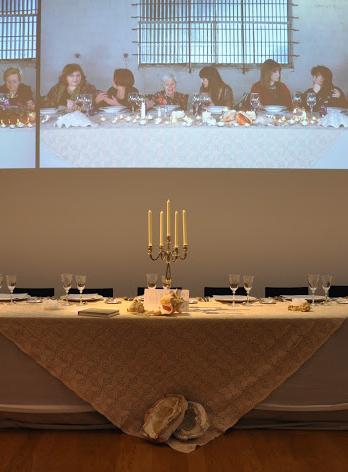 Love Dinner - Lia Lapithi