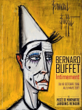 Expo Bernard Buffet, Intimement