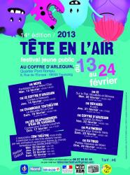 Festival tête en l'air 2013