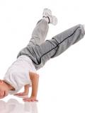 Cours de danse enfant
