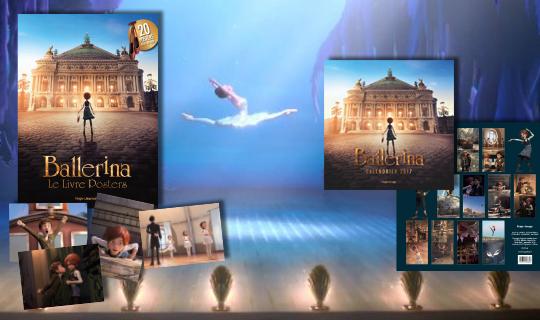 slider concours Ballerina