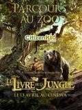 """Parcours """"Le Livre de la Jungle"""" au zoo"""