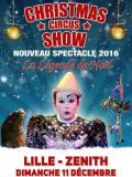 Christmas Circus Show 2016
