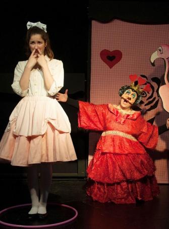Alice au pays des merveilles - Marie-Laure Malric et Marie Simon