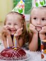 Pochette cadeaux d'anniversaire enfant