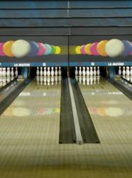 Bowling la Matene