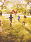 Top des jeux en extérieur pour enfants
