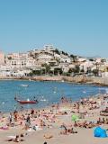Plage de la Pointe rouge : baignade famille à Marseille