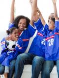 Coupe du monde 2014 en famille