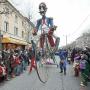 Carnaval de Romans-sur-Isère : marionnettes géantes