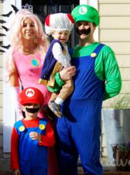 Déguisements Mario Kart : costume de famille parents-enfants