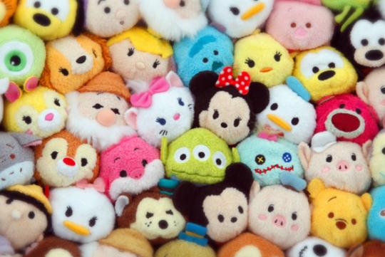 Disney Tsum Tsum : collectionnez les peluches