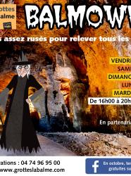 Balmoween 2016 aux Grottes de la Balme