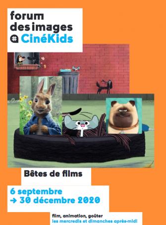 CinéKids – Cycle «Bêtes de films»