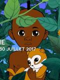 Expo Mômes & Cie - Affiche slider Kirikou